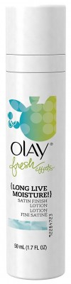 Olay Fresh Effects (Long Live Moisture) Satin Finish Lotion