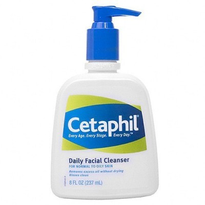 Cetaphil Daily Facial Cleanser 8 fl oz