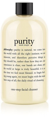 Philosophy Purity Made Simple One-Step Facial Cleanser 16 Ounces
