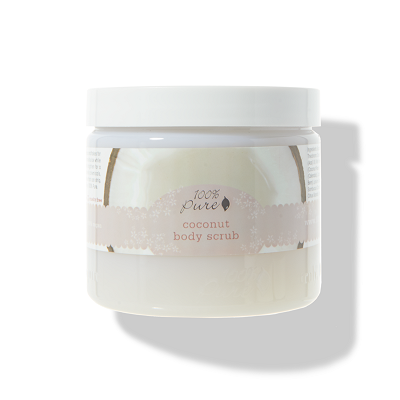 100% Pure - Coconut Body Scrub
