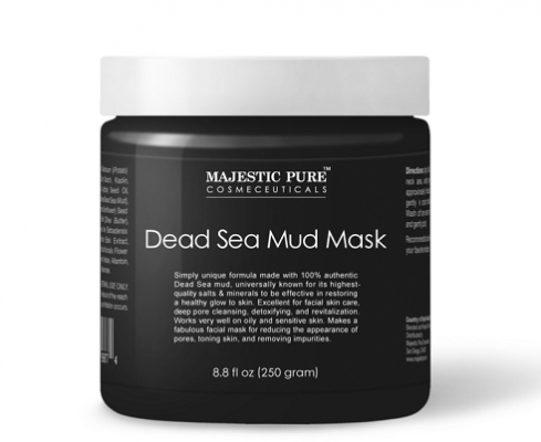 Majestic Pure's Dead Sea Mud Mask
