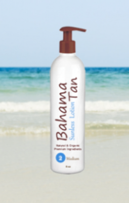 Bahama Tan Sunless Tanning Lotions: Medium