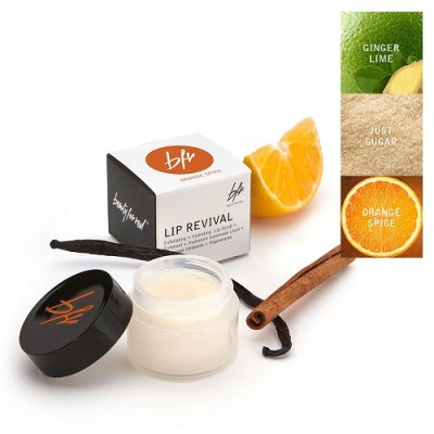 Beauty For Real Lip Revival Exfoliating and Hydrating Lip Scrub (Sugar Scrub)