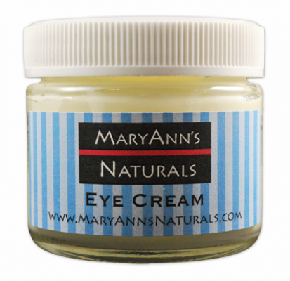 Mary Ann's Naturals Organic Eye Cream