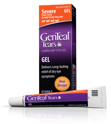 GenTeal Tears Lubricant Eye Gel (Twin Pack)