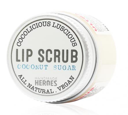 Cocolicious Luscious Lip Scrub