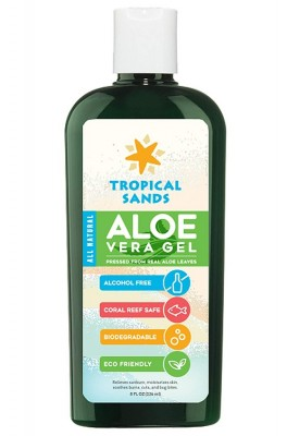Tropical Sands All-Natural Aloe Vera Gel