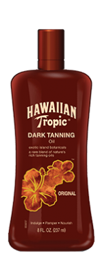 Hawaiian Tropic Dark Tanning Oil (Original)