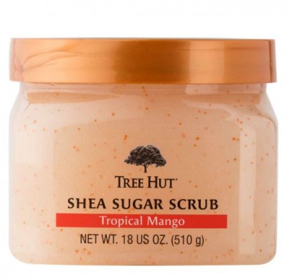 Tree Hut Shea Sugar Scrub, Tropical Mango