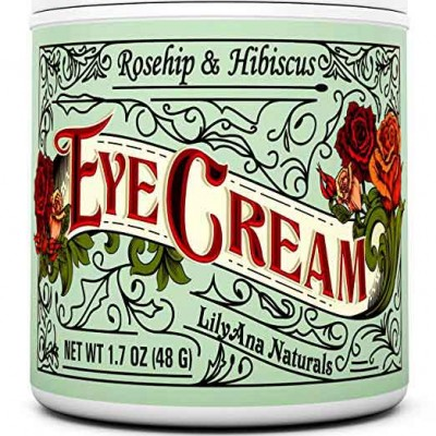 LilyAna Naturals Eye Cream (Rosehip and Hibiscus)
