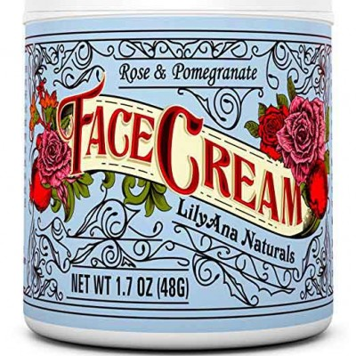 LilyAna Naturals Face Cream (Rose and Pomegranate)