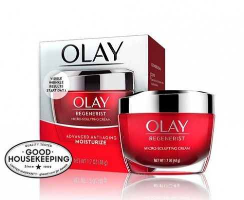 Olay Regenerist Micro-Sculpting Cream - Advanced Anti-aging Moisturize