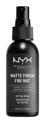 NYX Professional Makeup Matte Finish Fini Mat (Makeup Setting Spray)