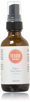 Teddie Organics - Organic Rose Water (Facial Toner and Refresher)