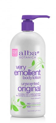 Alba Botanica Very Emollient Body Lotion (Unscented Original)