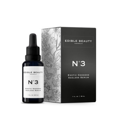 Edible Beauty Australia No. 3 Exotic Goddess Ageless Serum