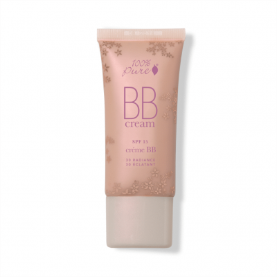 100% Pure BB Cream with SPF 15