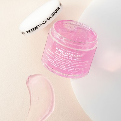 Peter Thomas Roth Rose Stem Cell Gel Mask - Bio-Repair Gel Mask