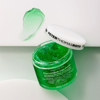 Peter Thomas Roth Cucumber Gel Mask - Extreme De-tox Hydrator