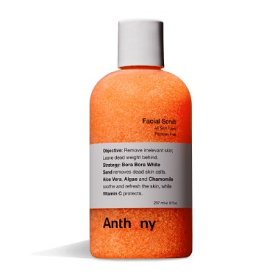 Anthony Facial Scrub