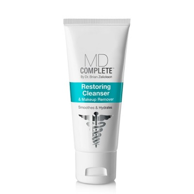 MD Complete Restoring Cleanser and Makeup Remover