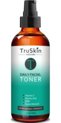 TruSkin Naturals Daily Facial Toner - Professional Strength