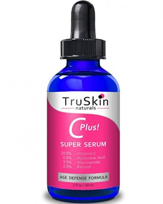 TruSkin Naturals Vitamin C-Plus Super Serum - Age Defense Formula