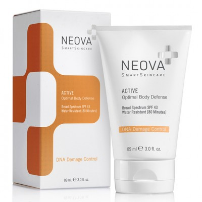 NEOVA Active Optimal Body Defense (Broad Spectrum SPF 43)