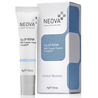 NEOVA Cu3 Lip Repair with Copper Peptide Complex