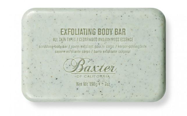 Baxter of California Men's Exfoliating Body Bar